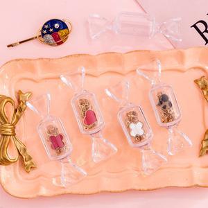 10 pcs candy shaped jewelry storage box 5fcafdc3d8601 - 10 Pcs Candy Shaped Jewelry Storage Box