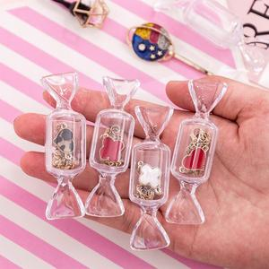 10 pcs candy shaped jewelry storage box 5fcafdc4b0e10 - 10 Pcs Candy Shaped Jewelry Storage Box