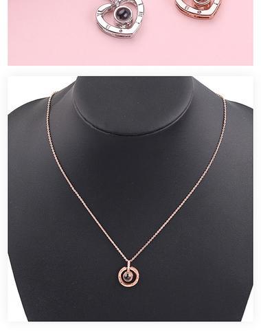 100 languages lover necklace 5fcc50a1cfb22 - 100 Languages Lover Necklace