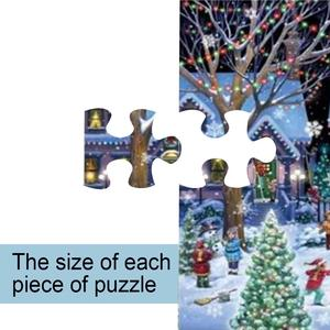 1000 pcs big price cut glowing house jigsaw puzzle 5fcc50df03a77 - 1000 Pcs Big Price Cut Glowing House Jigsaw Puzzle