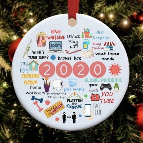 2020 annual events christmas ornament 5fe64a8da3692 500x500 - 2020 Annual Events Christmas Ornament