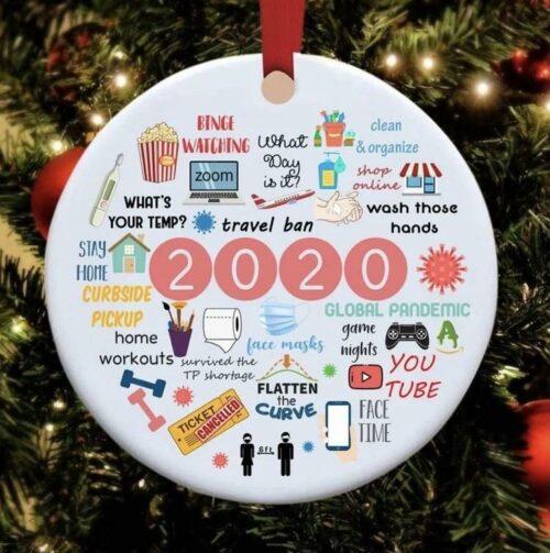 2020 annual events christmas ornament 5fe64a8da3692 500x503 - 2020 Annual Events Christmas Ornament