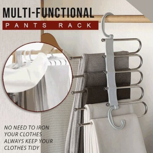 multi functional pants rack 5fe6abd0e949d 500x500 - Multi-functional Pants Rack