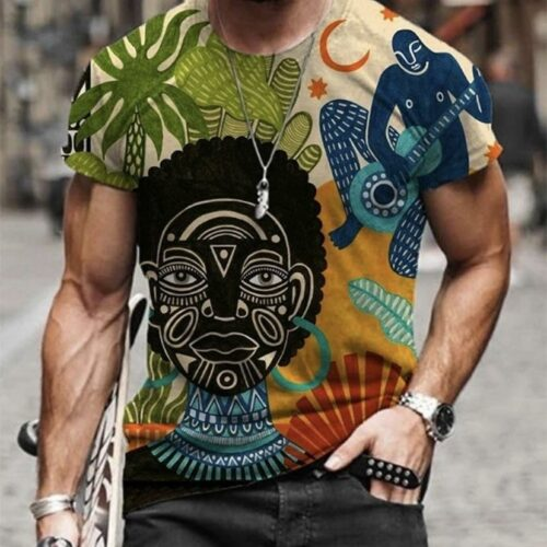 printed round neck short sleeve street trend t shirt 5fe6abe361e10 500x500 - Printed round neck short sleeve street trend T-shirt