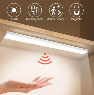 10 pcs motion sensor stick on closet led light under cabinet 5ffbc53cc5774 - 10 Pcs Motion Sensor Stick-On Closet LED Light Under Cabinet
